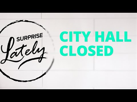 Surprise Lately • City Hall Closed video thumbnail
