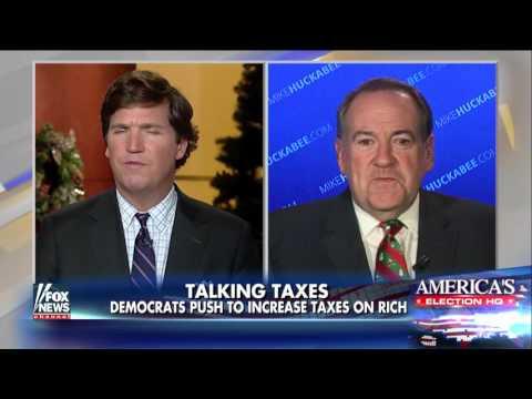 Mike Huckabee gives his take on Democrat debate