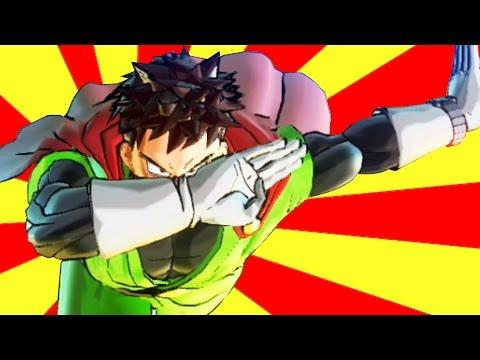 GREAT SAIYAMAN 3 - Dragon Ball Xenoverse 2 - Xbox One Gameplay Part 11 | Pungence