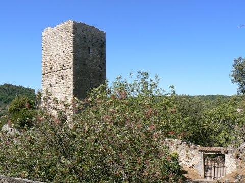Village et gorges de Chateaudouble