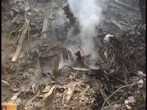 Spontaneous Combustion from trapped heat WTC 7, 9-21-01 - Kurt Sonnenfeld Release?