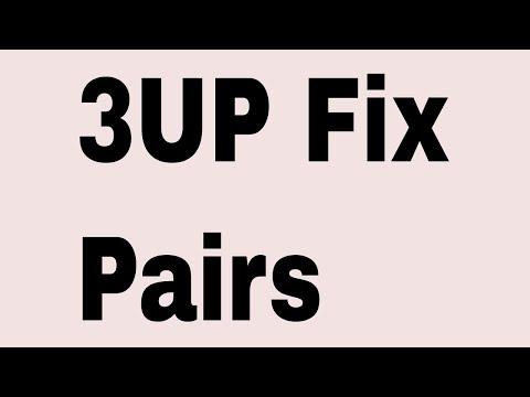 3up pair   thai lotto   Fix pair   non miss pair   confirm pairs   full game  set   3up full digit