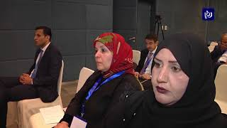 توقيع اتفاقيات استثمارية في ختام أعمال المنتدى الاقتصادي الأردني - (3-5-2018)