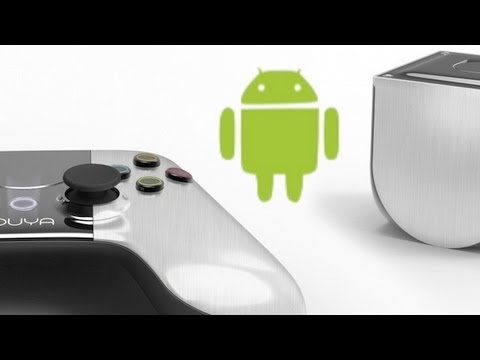 OUYA: A New $99 Android Game Console