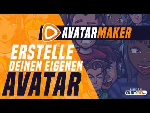 Aus erstellen avatar foto Create Avatar