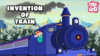 Invention Of Train | The Dr. Binocs Show | Best Learning Video for Kids | Preschool Learning