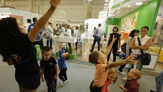 Международная выставка товаров для детей BABY EXPO 2014(Крупнейшая в Украине выставка товаров для детей от рождения до подросткового возраста: Игры, игрушки, товар..., 2014-10-17T07:11:42.000Z)