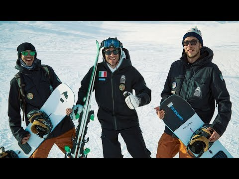 Watch Ski & Snowboard Instructors Livigno in Action!