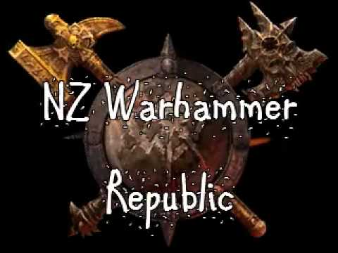 NZ Warhammer Republic Introduction
