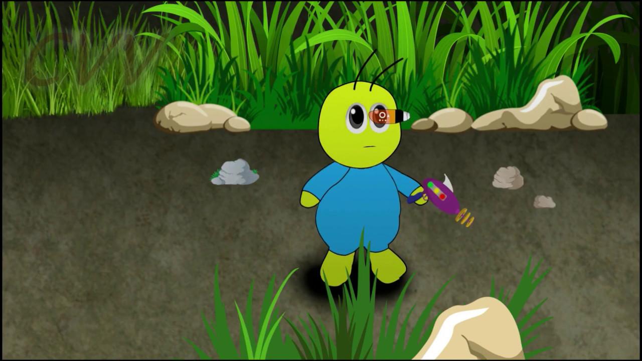 CVV - Alien: Chase ( Cartoons For Kids ) | Người ngoài hành tinh
