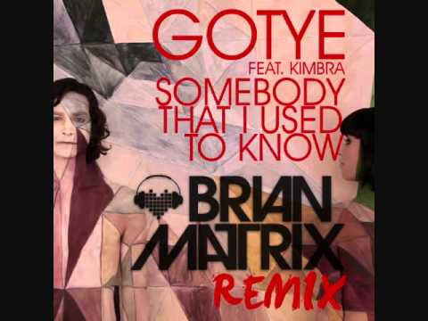 Gotye - Somebody That I Used To Know feat. Kimbra (Brian Matrix Remix) mp3