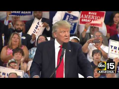 FULL SPEECH: Donald Trump OWNS the Media in Erie, Pennsylvania
