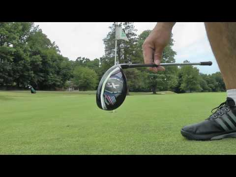 Short Game Tips Chip/putt it With a Hybrid from the fringe and around the green