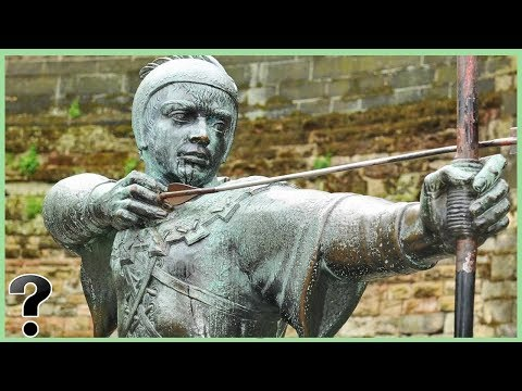 Was Robin Hood A Real Person?