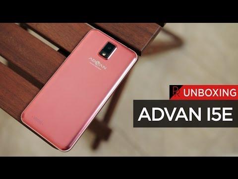 ADVAN i5E Unboxing dan Impresi Pertama