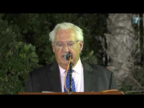 Ambassador David Friedman Toasts Jewish New Year