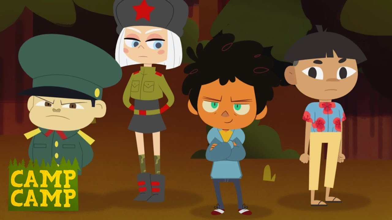 Download Season 3, Episode 3 - Foreign Exchange Campers | Camp Camp