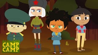 Season 3, Episode 3 - Foreign Exchange Campers   Camp Camp