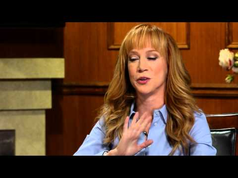 The Best Advice Joan Rivers Gave Me | Kathy Griffin | Larry King Now Ora TV
