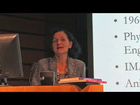 "Dr. Sara Diamond, Pres. OCAD U: ""Canadian Artists, Technology, Science & the Bridge to Research"""