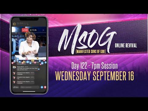 MSOG Online Revival - Night 122 - Wednesday, September 16, 2020