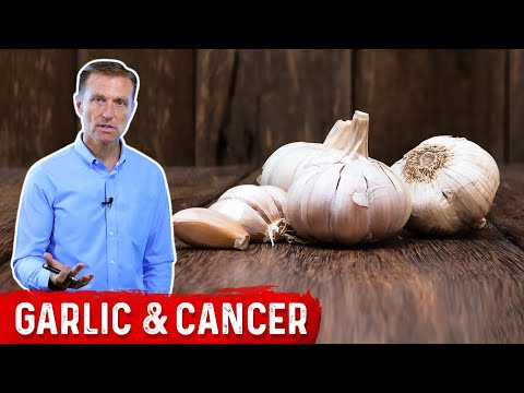 What Garlic Does to Cancer