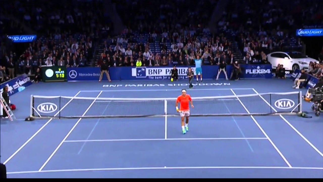 12-Jähriger düpiert Roger Federer