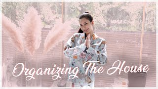 ORGANISING AND DECORATING THE HOUSE | JAMIE CHUA