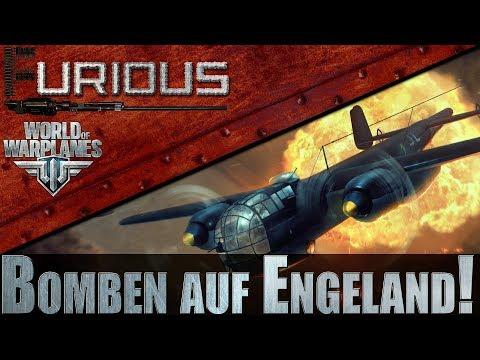 Немецкие бомбардировщики в World of Warplanes: Do 17 и Ju 88