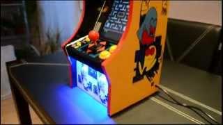 Pac-Man Tiny Arcade Machine