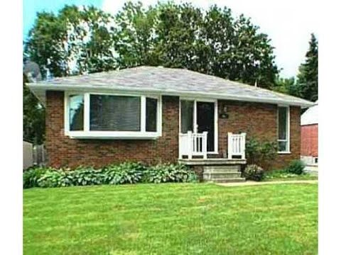 sold house for sale in barrie ontario 91 strabane avenue bungalow separate basement entrance