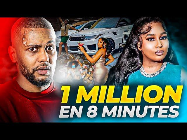 DROPSHIPPING: 1 MILLION EN 8MIN EN E-COMMERCE (L'HISTOIRE DE MARIEE REVERE)