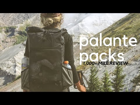 PALANTE PACKS - 1,000+ MILE REVIEW