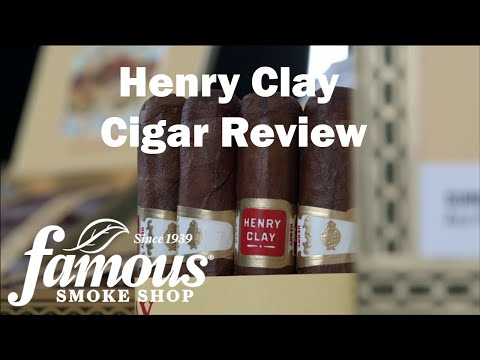 Henry Clay Cigars Overview - Famous Smoke Shop
