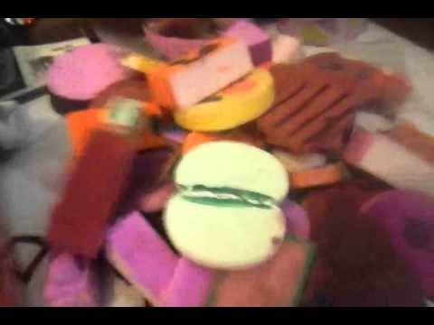 Homemade Squishy Collection 2014 : Homemade squishy collection 2015 - YouTube