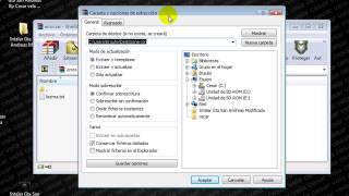 Como solucionar error de winrar que no deja extraer archivos