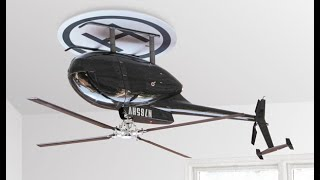 13 Unique ceilling Fans Keep It Cool with These Gorgeous Modern Ceiling Fans - 2020
