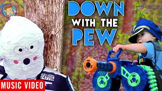 FUNnel V 🎵 DOWN WITH THE PEW (Official Music Video)