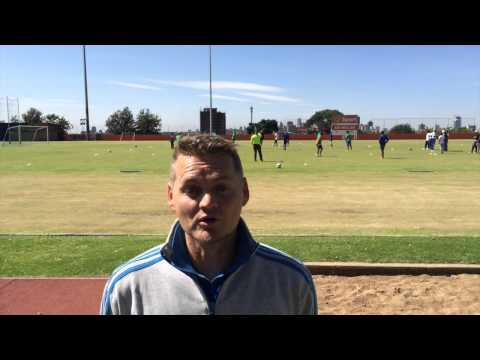 Bradley Carnell Interview - Head Coach at University of Johannesburg