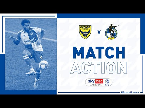 Oxford Utd Bristol Rovers Goals And Highlights
