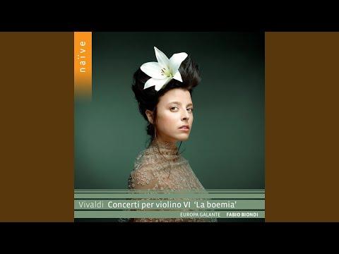 Violin Concerto In G Minor, RV 330: I. Allegro Non Molto