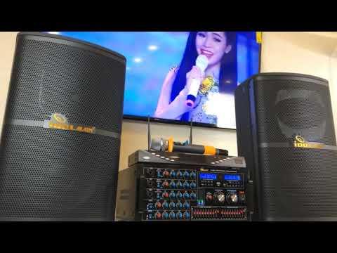 IDOLmain 6000W Professional Karaoke Mixing Amplifier With Bluetooth/Equalizer/HDMI Plus Speake/ Mic