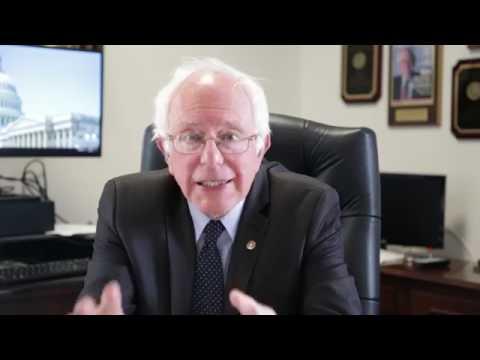 Bernie Responds to Republicans