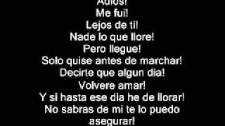 Adios - Don Omar.wmv