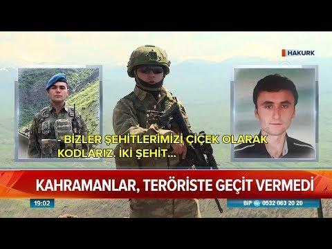 Kahramanlar teröriste geçit vermedi - Atv Haber 25 Mart 2019