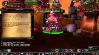 Cool World of Warcraft Quests: Raptor Raptor Rocket