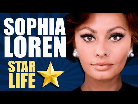 The Amazing Life of SOPHIA LOREN | Life Story