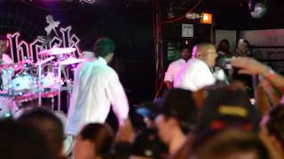 Download Speedom WWC2 LIVE Krizz Kaliko introducing his band members and unexpected Techn9ne Techn9ne  Eminem MP3 song and Music Video