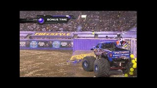 The Patriot Freestyle   Monster Jam World Finals XV