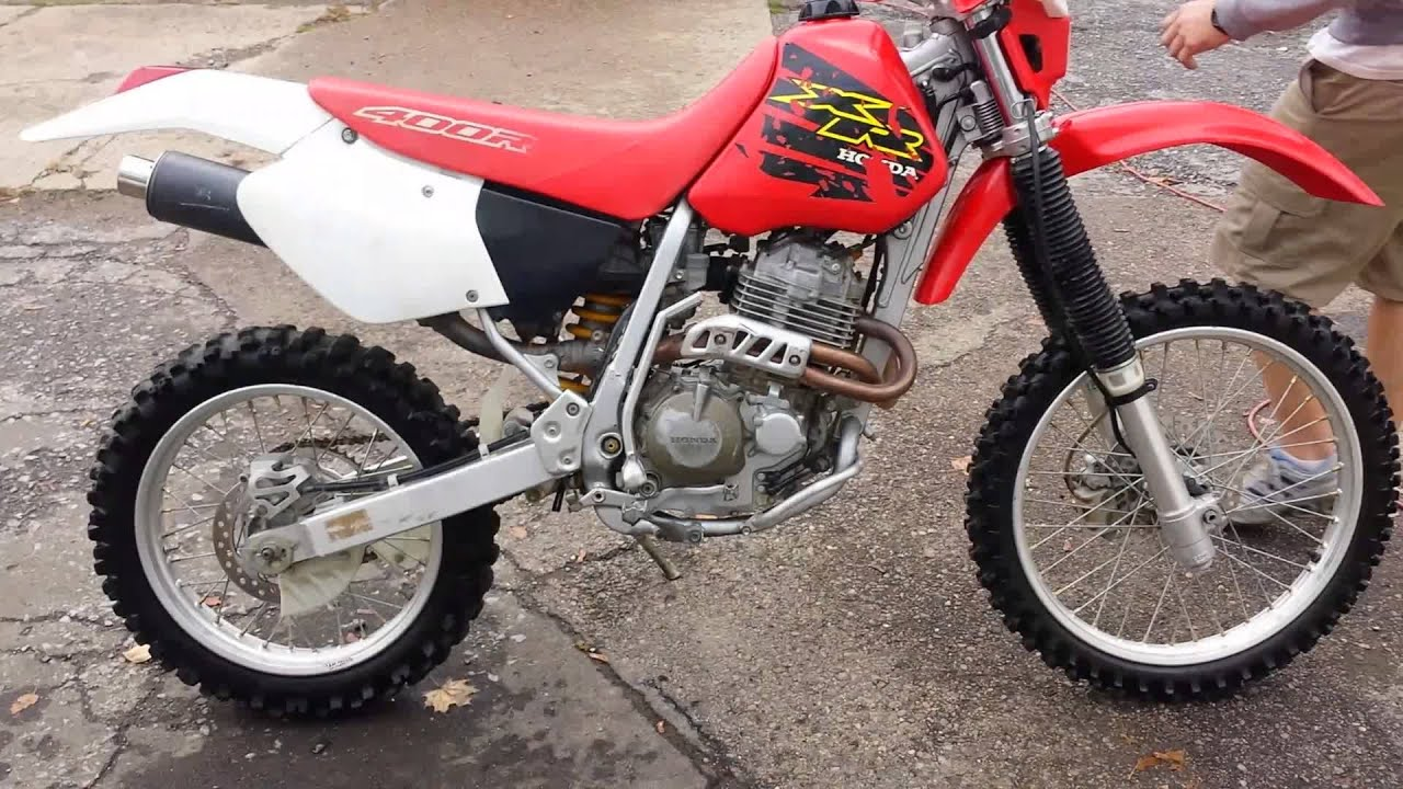 honda xr 400 for sale sold youtube. Black Bedroom Furniture Sets. Home Design Ideas
